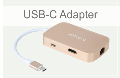 "USB-C Multiport Adapter für MacBook 12"""